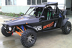 Buggy explorer Booxt