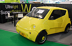 Eon Motors Weez electric
