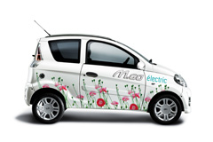 Microcar MGO Electric